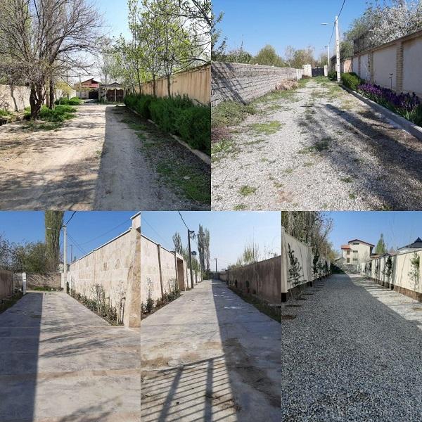 خیابان های تهرانشت